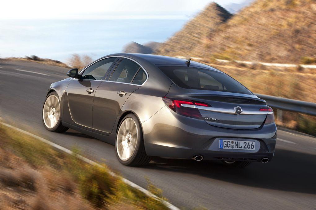 Album - Opel Insignia (2013)