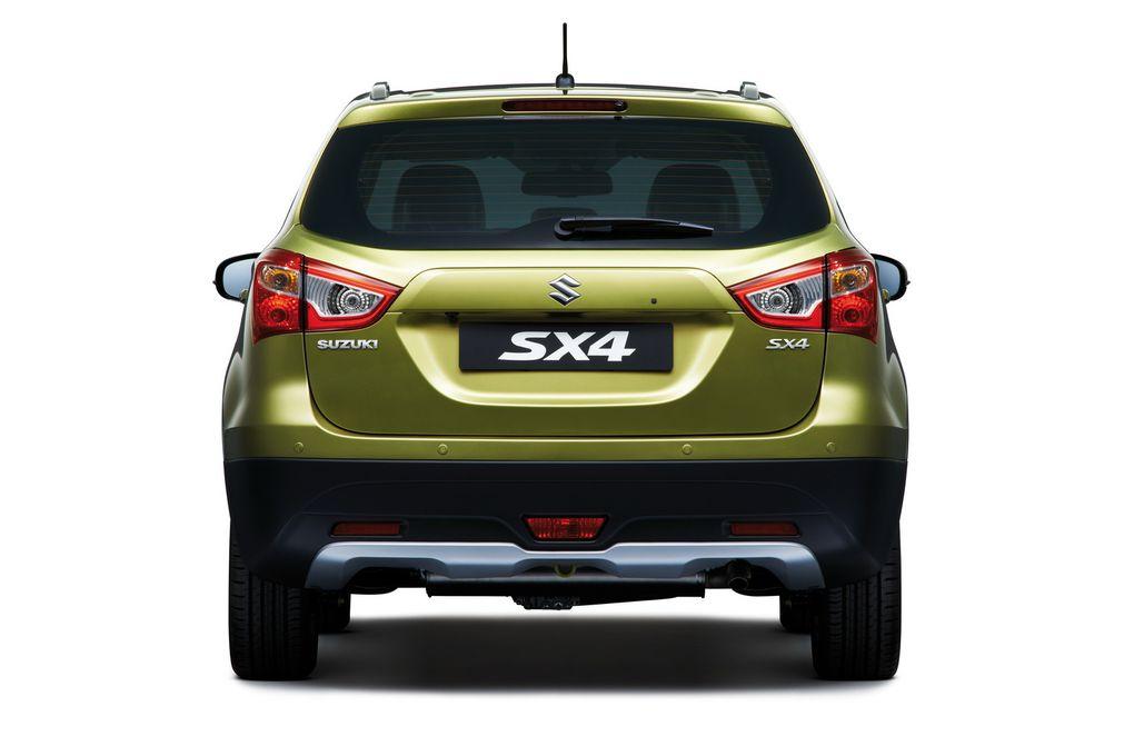 Album - Suzuki SX4 (2013)