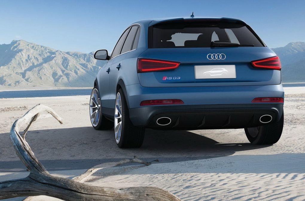 Album - Audi RS Q3 Concept (2012)