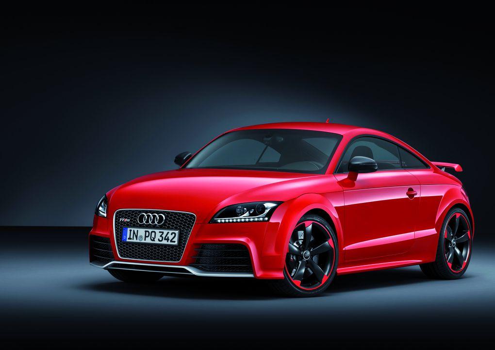 Album - Audi TT RS Plus