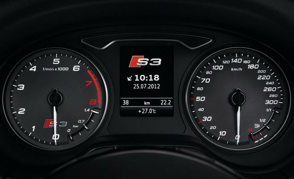 Album - Audi S3 (2013)