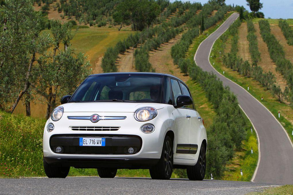 Album - Fiat 500L (2012)