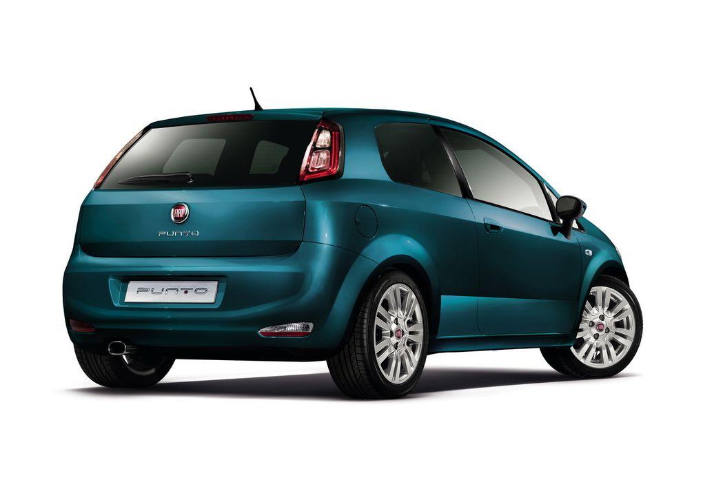 Album - Fiat Punto MY2012