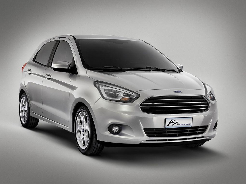 Album - Ford Ka Concept (2013)