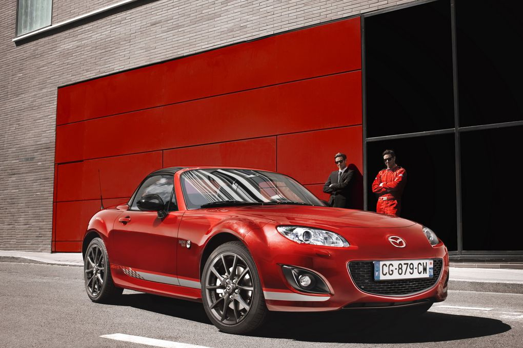 Album - Mazda MX-5 Racing by MX-5 (2012)