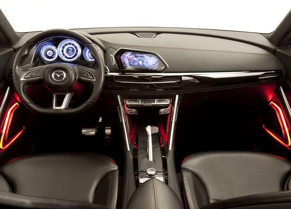Album - Mazda Minagi Concept