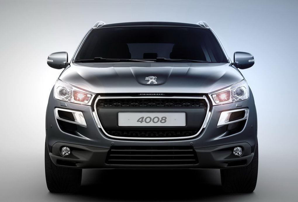 Album - Peugeot 4008