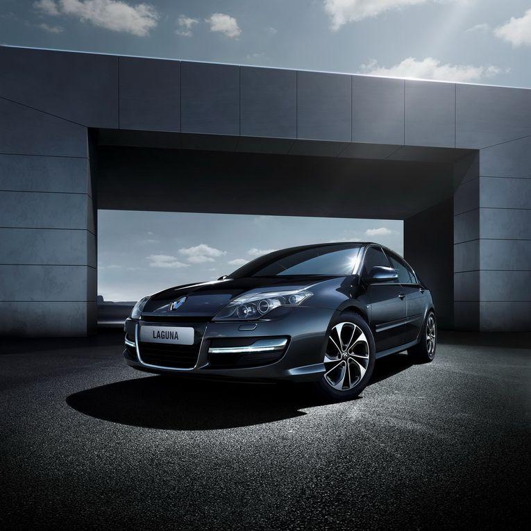 Album - Renault Laguna Collection 2013