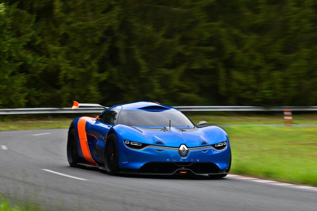 Album - Renault Alpine A110-50 (2012)