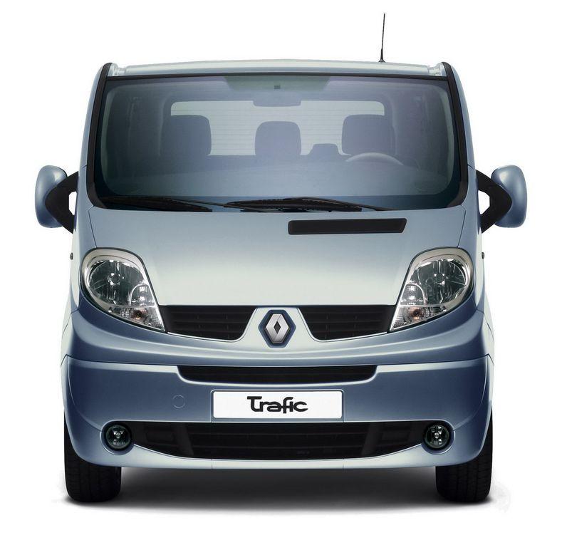 Album - Renault Trafic VP (2006)