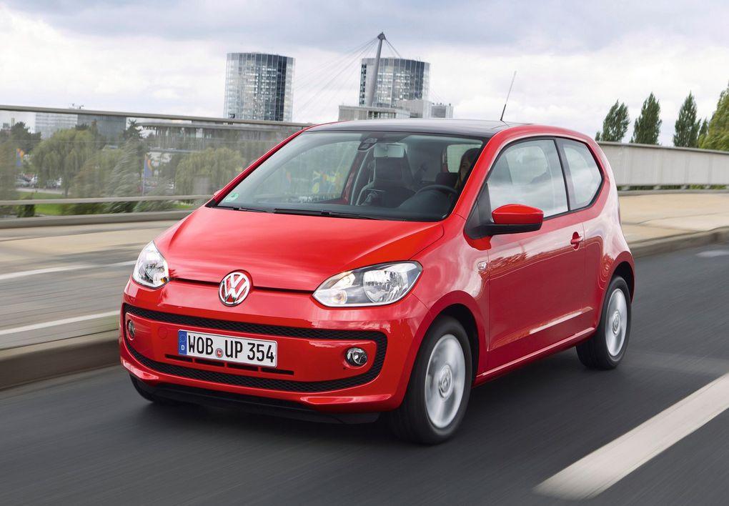 Album - Volkswagen Up! (2012)