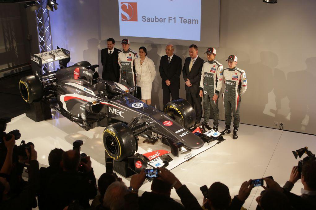 Album - Sauber F1 C32