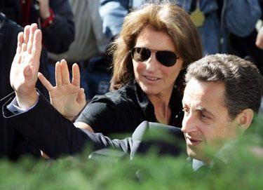 Album - Cécilia, le Grand Amour du Président