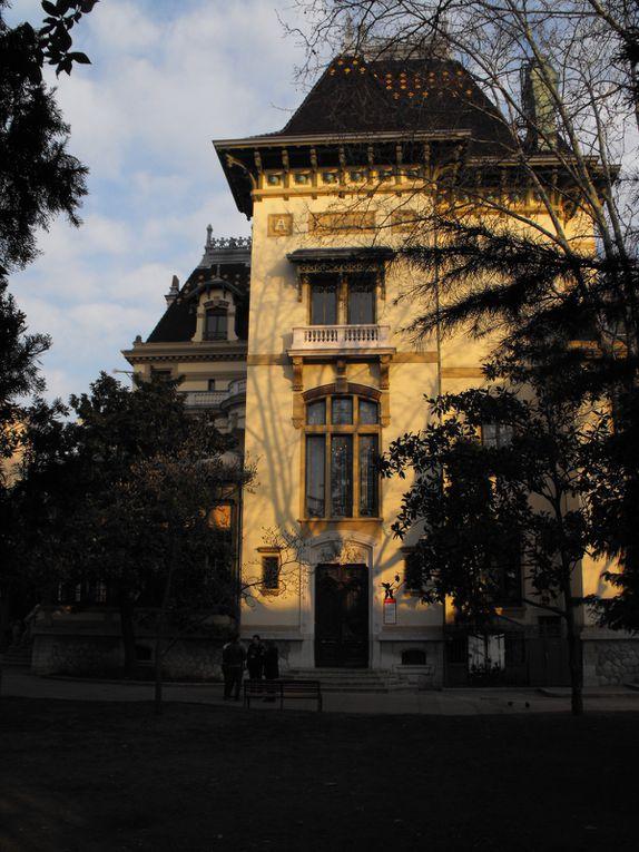Reportage photo à l'Institut Lumière à Lyon