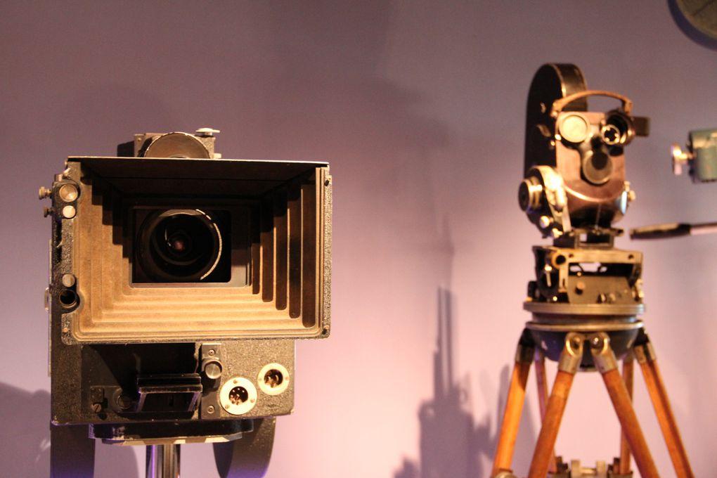 Reportage photo au Musée du cinéma de New York