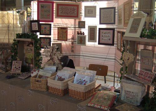 Salon Cr&eacute&#x3B;ations et Savoir-faire, fin 2005
