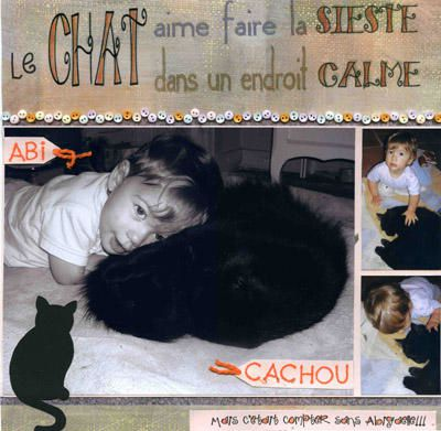 Album - Pages en 2005