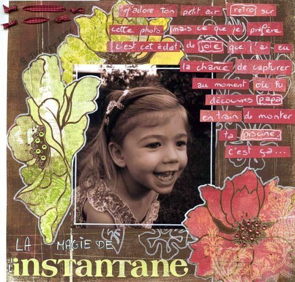 Album - pages en 2006