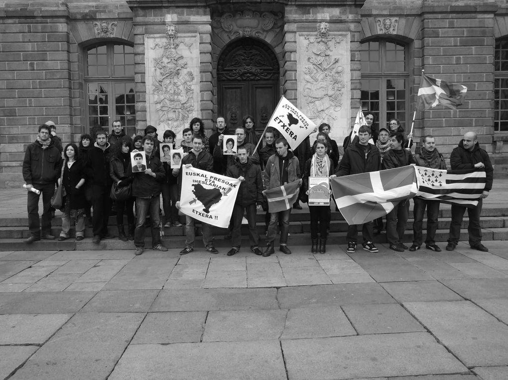 manifestation du premier octobre pour l'unit&eacute&#x3B; territoriale<br/><br/>