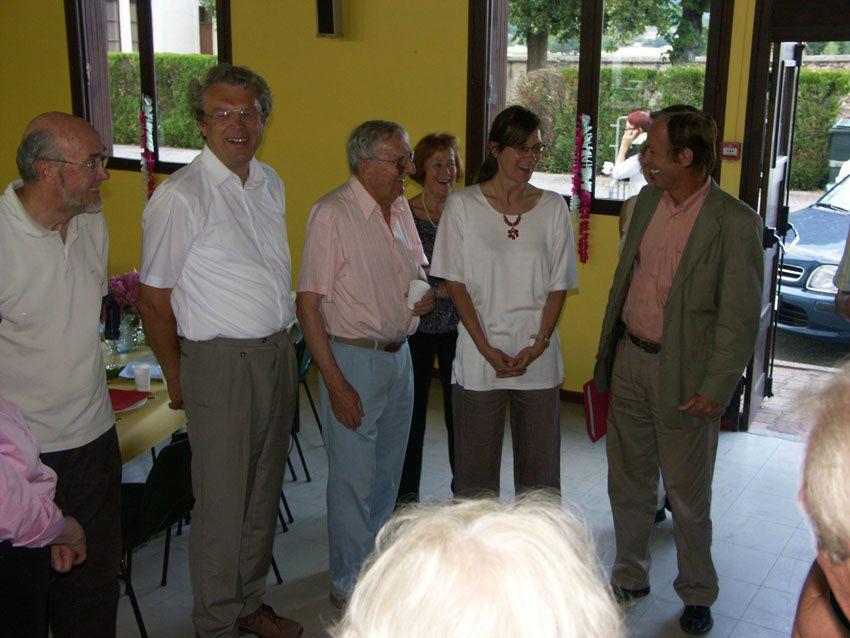 Semaine a Voiron en juillet 2009