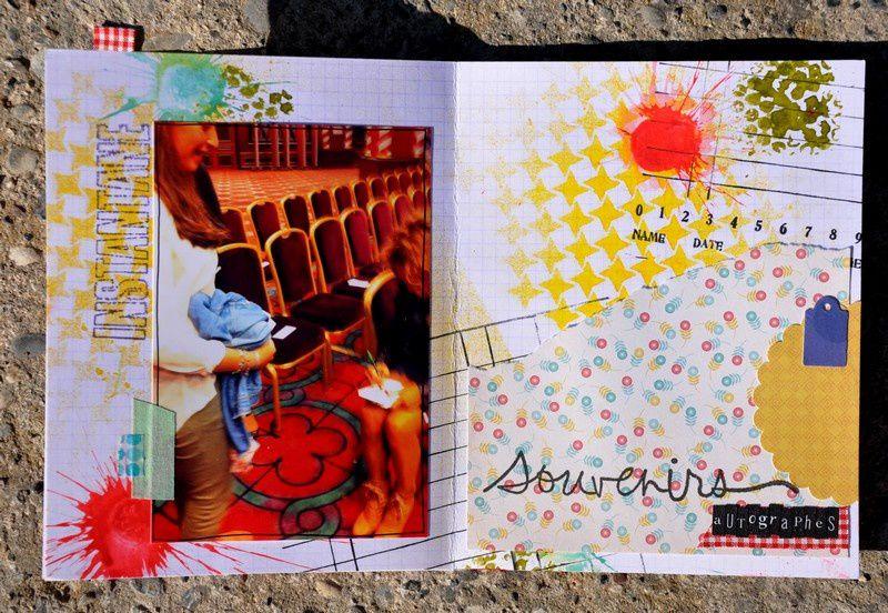 Album - Mini-albums-scrap
