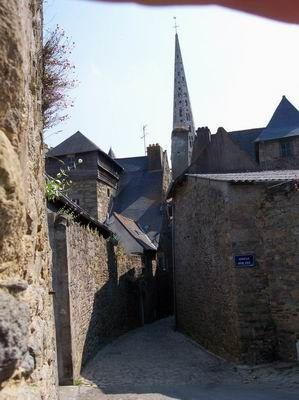 <p><strong>Différentes architectures Bretonnes</strong></p>