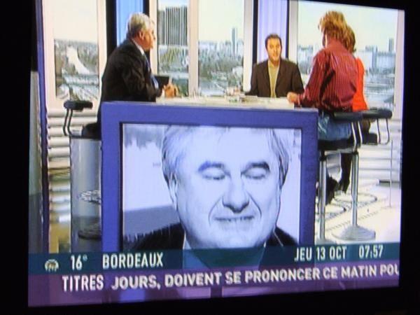 Album - Eric RAOULT à l'émission la Matinale