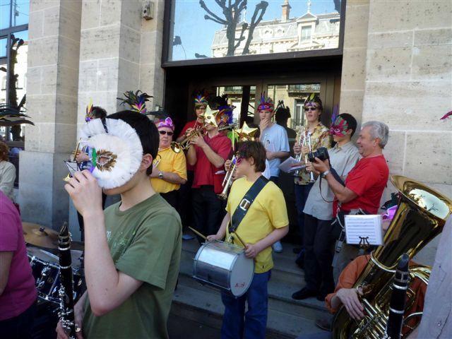 Album - carnaval 2011 à Bar-le-Duc