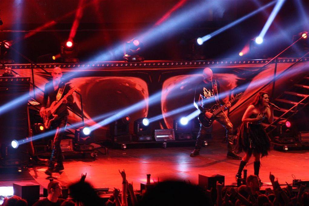Photos du concert à Colmar (Foire aux vins d'Alsace Festival) du 05 Août 2012
