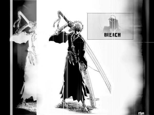 <strong>Voici de tres belles images de Bleach qui pourront serivir a d&eacute&#x3B;corer votre bureau, a le rendre plus personnelle. Admirez.</strong>