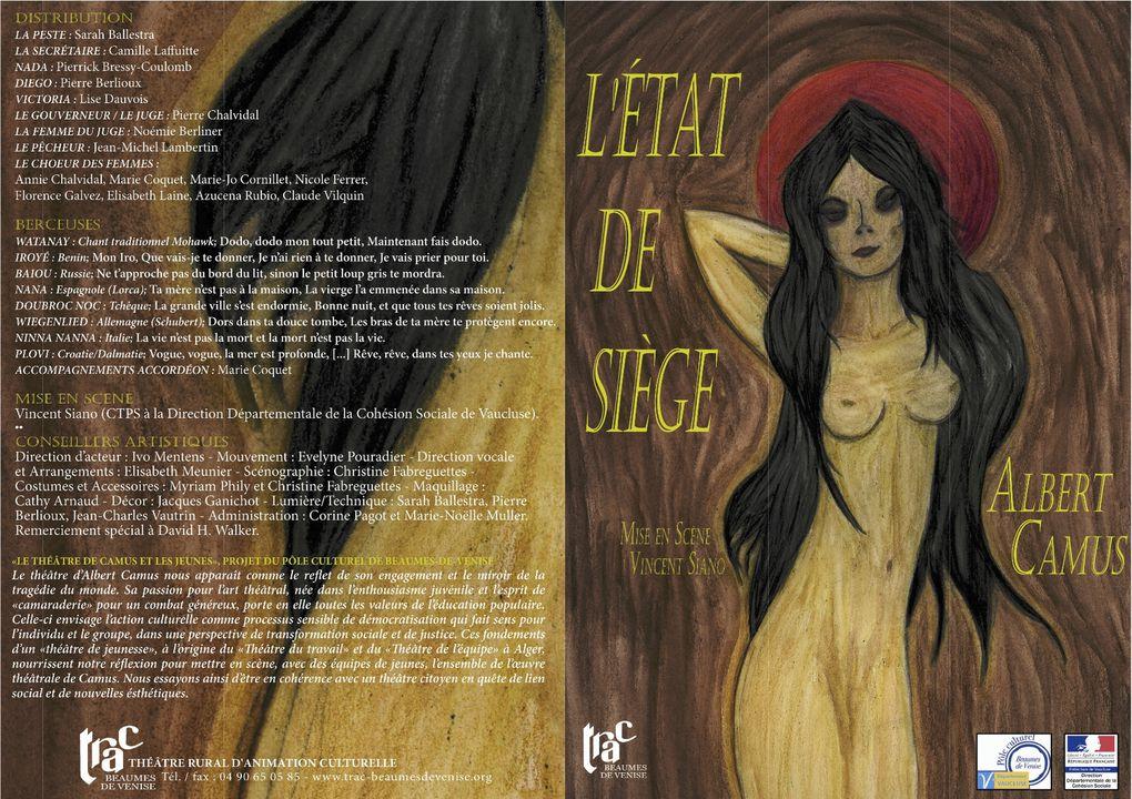 Album - Etat-de-Siege
