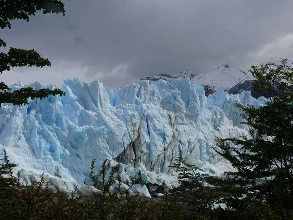Visite du glacier Perito Moreno et Calafate sous la neige