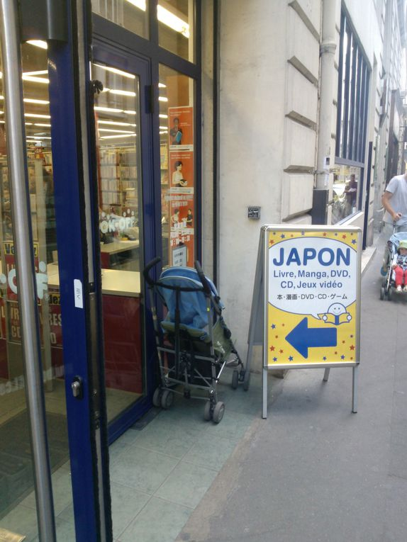 Album - le japon a paris