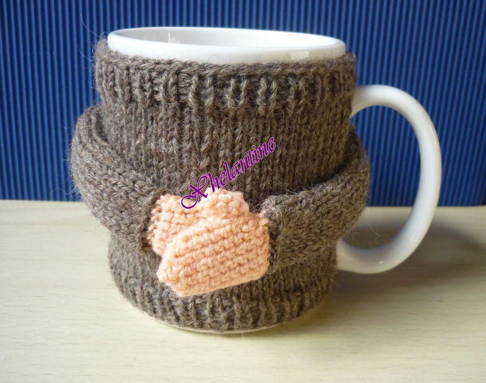 Un aperçu de mes tricots