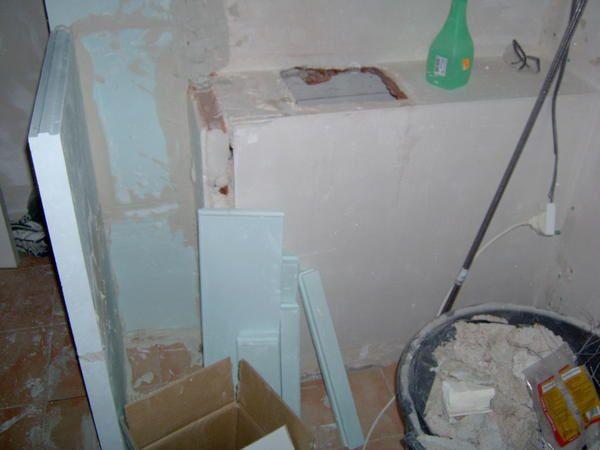 les travaux pour une salle de bain de réve