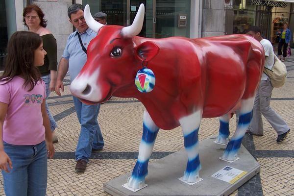 Album - CowParade Lisboa