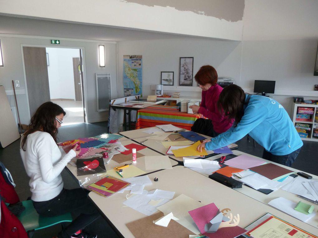 Album - Ateliers 2012