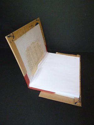 Reliure - Pliage - EcritureIllustration - Cartonnage...