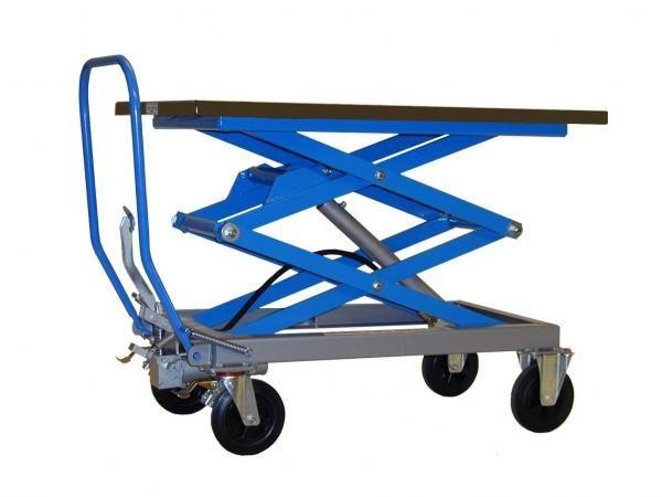 <p>D'une fabrication sp&eacute&#x3B;ciale ou standard, nous poss&eacute&#x3B;dons toute une gamme de tables &eacute&#x3B;l&eacute&#x3B;vatrices.</p><p>&nbsp&#x3B;</p><p>Nous pouvons fabriquer des tables d'une capacit&eacute&#x3B; de charge de 500 kg &agrave&#x3B; 10.000 kg, poss&eacute&#x3B;dant une course d'&eacute&#x3B;l&eacute&#x3B;vation&nbsp&#x3B; de 500 mm &agrave&#x3B; 4.300 mm&nbsp&#x3B; et ayant&nbsp&#x3B; des plateaux allant de 800 x 600 mm&nbsp&#x3B; jusqu'&agrave&#x3B;&nbsp&#x3B;&nbsp&#x3B; 6.000 x 2.000 mm.</p><p>&nbsp&#x3B;</p><p>De plus, nous avons de nombreux acces