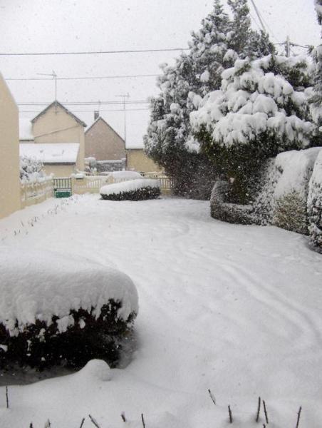 Album - Le Havre sous la neige