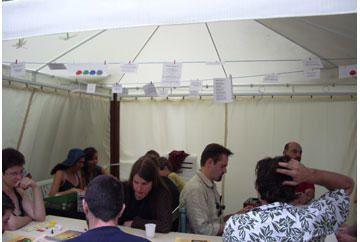 Des photos de la monstro'Party de 2007