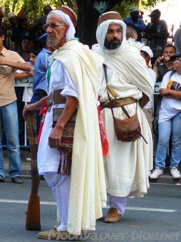 La parade d'ouverture du PANAF le 04 juillet 2009
