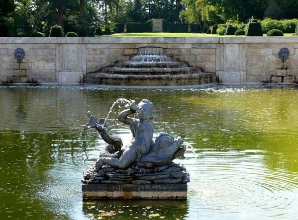 <strong>Le Parc du Ch&acirc&#x3B;teau de Bouges (Indre)</strong>