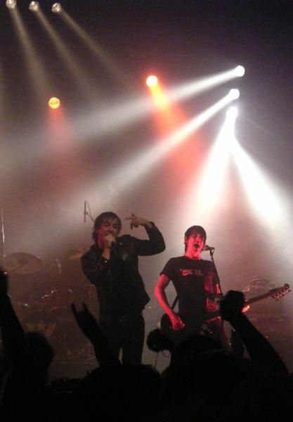 <p>Europe2 Campus Tour: Mass Hysteria, Melatonine et Vegastar</p>