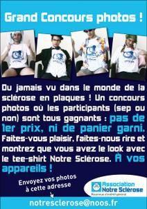 """affiches et logos de """"notre sclérose"""" (Arnaud Gautelier)"""