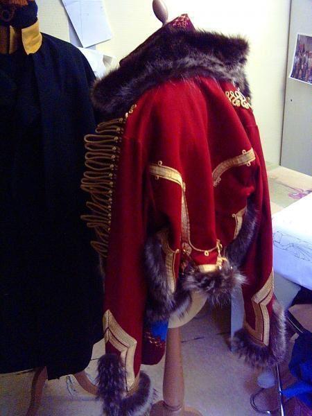 Touvez ici mes r&eacute&#x3B;alisations d'uniformes de chasseurs &agrave&#x3B; cheval de la ligne et de la Garde.