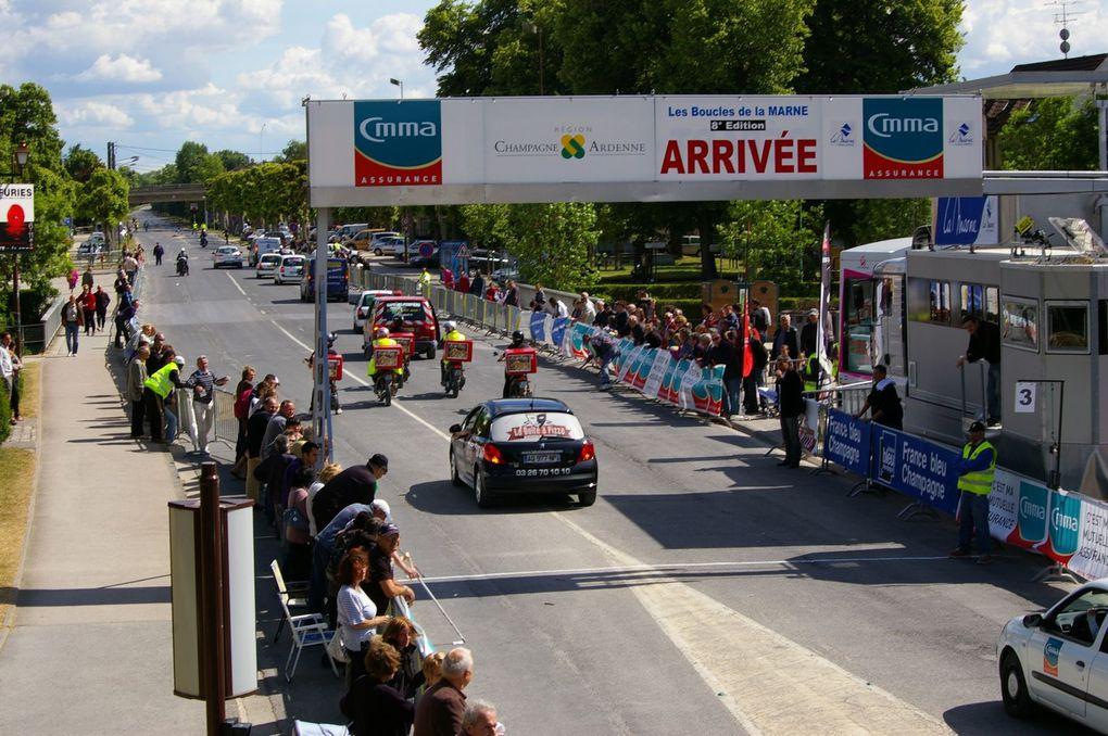 La caravane des Boucles de la Marne 2011