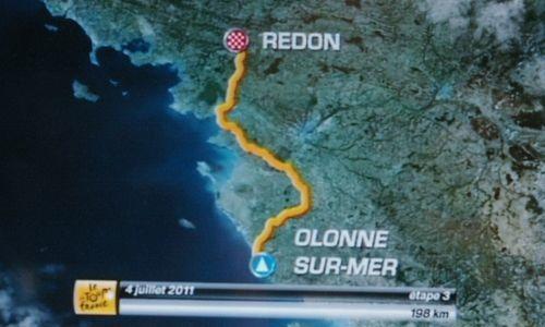 Présentation du Tour de France 2011