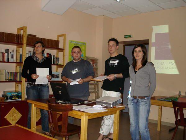 Album - challenge Guilde ISO juillet 2007