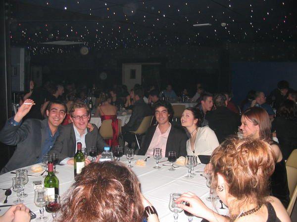 2&egrave&#x3B;me Gala de l'ISO du 1er avril 2006 au Studio One&nbsp&#x3B;